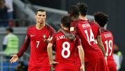 Группа B. Португалия разгромила сборную Фарерских островов