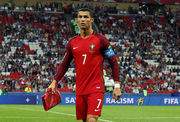 Роналду побил рекорд легендарного Пеле по забитым мячам за сборную