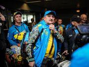 Дмитро СОСНОВСЬКИЙ: «Хижняк має все, щоб стати чемпіоном»