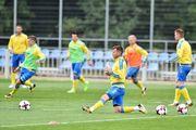 Руслан РОТАНЬ: «В сборной Украины достаточно опытных ребят»