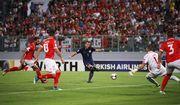 Группа F. Англия обыграла Мальту, Шотландия – Литву
