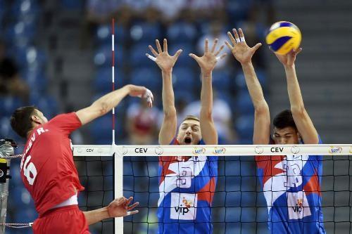 В полуфиналах на Евро-2017 встретятся Сербия-Германия, Россия-Бельгия