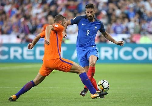 Франция — Нидерланды — 4:0. Видеообзор матча