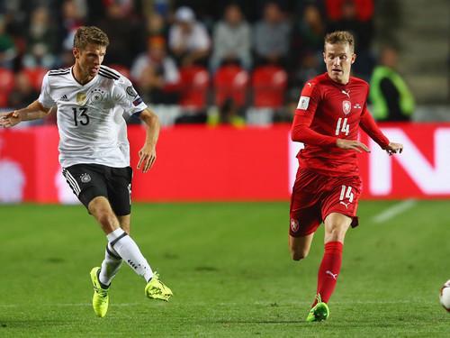 Чехия — Германия — 1:2. Видеообзор матча