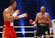 ЯРД: «Никто не ожидал, что Фьюри так удивит в бою с Владимиром Кличко»