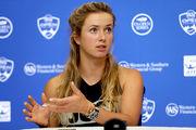 Элина СВИТОЛИНА: «На последнем мяче мне очень-очень повезло»