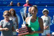 Марта Костюк стала чемпионкой турнира первой категории в Канаде