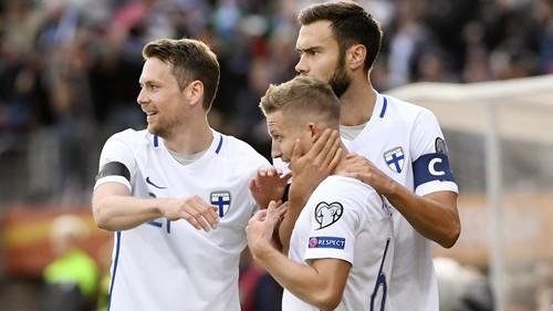 Группа I. Финляндия сенсационно одолела Исландию
