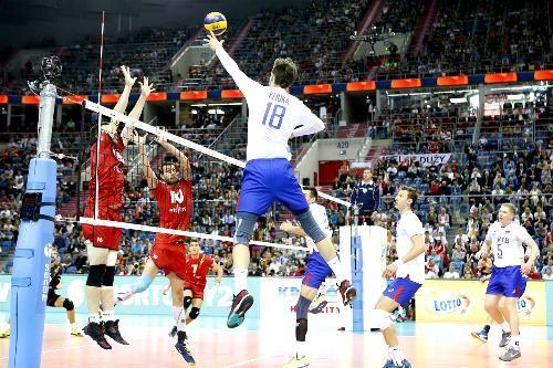 В финале чемпионата Европы сыграют Германия и Россия