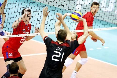 Мужской Евро-2017 по волейболу выиграла сборная России
