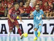 Мовистар Интер в Мурсии сделал заявку на победу в Суперкубке Испании