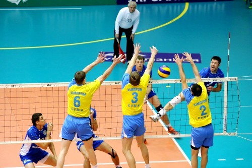 Первый этап мужского Кубка Украины пройдет в четырех городах страны