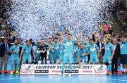Машина по добыче трофеев: Мовистар Интер выиграл Суперкубок Испании