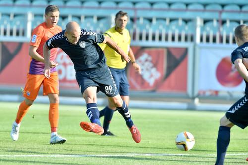 Сталь — Мариуполь — 0:1. Видеообзор матча