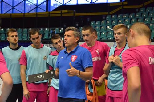 Роман КОВАЛЬЧИК: «Участь у Futsal Masters піде нам тільки на користь»