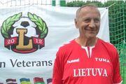 Вячеслав СУКРИСТОВ: «Нагрузки у Лобановского были сумасшедшие»