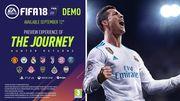 Вышла демо-версия FIFA 18