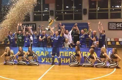 Суперкубок Украины обретает киевскую прописку: ХИТ обыграл Продэксим