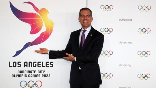 МОК утвердил Париж и Лос-Анджелес столицами Олимпийских игр