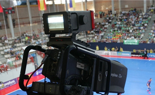 Прорыв футзала на ТВ: 2-3 матча в каждом туре в прямом эфире!