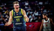 FIBA. Лука Дончич
