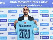 ОФИЦИАЛЬНО: Рикардиньо и Мовистар Интер продлили контракт до 2020 года