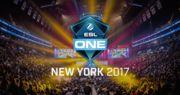 ESL One New York 2017: Расписание турнира и прямая трансляция. LIVE