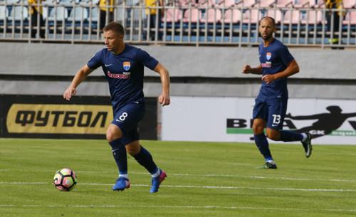 Мариуполь за счет гола Фомина победил Зирку