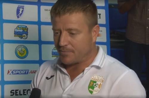 Валерий ЛЕГЧАНОВ: «Мы разочарованы – потому что не забили гол»