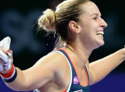 Доминика Цибулкова выиграла Итоговый турнир WTA