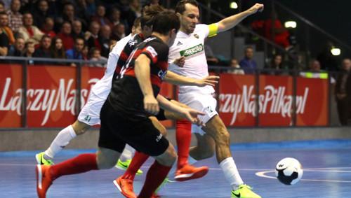 Александр Бондарь вместе с Рекордом выиграл Суперкубок Польши