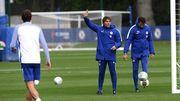 Антонио КОНТЕ: «Я готов выпускать и 36-летних, и 16-летних игроков»