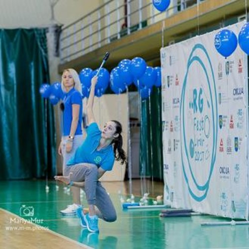 RG Fest Lviv: мастер-класс или реклама спорта