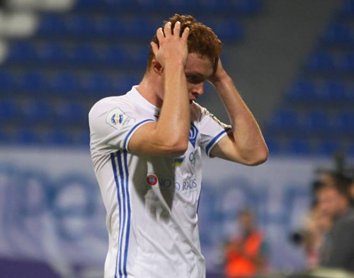 Динамо и Верес без зрителей сыграли вничью