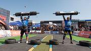 Нові рекорди стронгменів