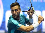 Джумхур выиграл турнир в Санкт-Петербурге