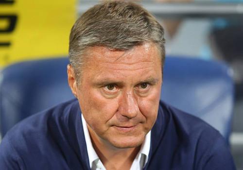 Александр ХАЦКЕВИЧ: «Кому этот футбол нужен? Для меня это не понятно»