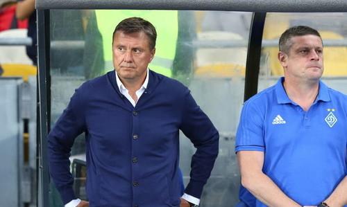 Динамо — Верес — 0:0. Видеообзор матча