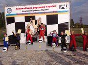 Фото Яскравий фінал чемпіонату України з картингу