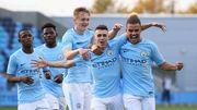 U-19: Шахтер проиграл Манчестер Сити в Юношеской лиге УЕФА