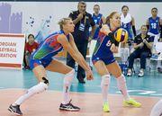 Наталія МАМАДОВА: «Дуже рада за рівень збірної України»