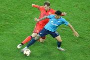 Группа L. Зенит обыграл Реал Сосьедад, Русенборг выиграл у Вардара