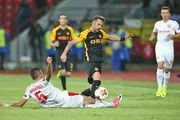 Скендербеу — Янг Бойз — 1:1. Видеообзор матча
