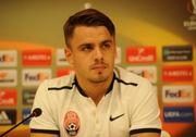 Артем Сухоцкий попал в команду недели Лиги Европы