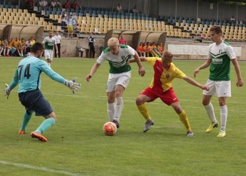Александрия — Зирка — 0:0. Видеообзор матча