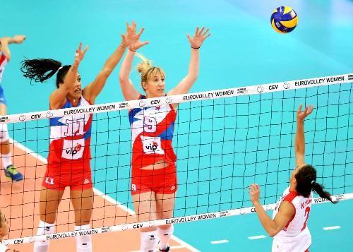 Сербия также сыграет в финале чемпионата Европы