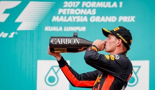 Макс Ферстаппен виграв Гран Прі Малайзії