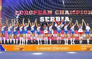 Женская сборная Сербии стала чемпионом Европы