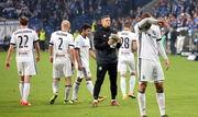 Болельщики Легии избили футболистов после крупного поражения