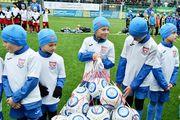 У Києві відбувся фестиваль масового футболу